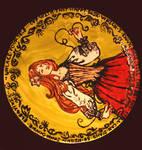 Donne Corset Plate