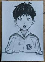 Little  Yuri by ihughes24