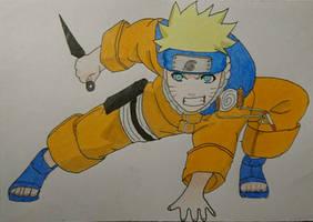 Naruto by ihughes24