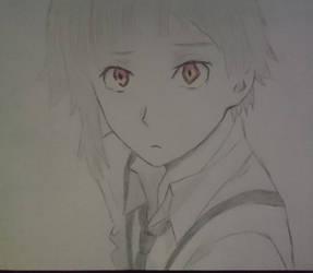 Atsushi by ihughes24