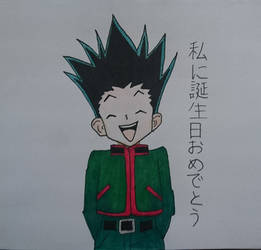 Gon:D by ihughes24