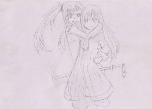 unfinished ( Rimaru and milim)