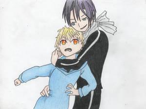 Yato and Yuki