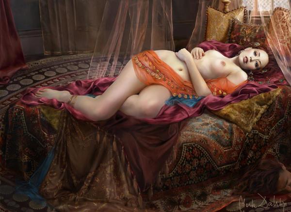 Judith by Marta Dahlig