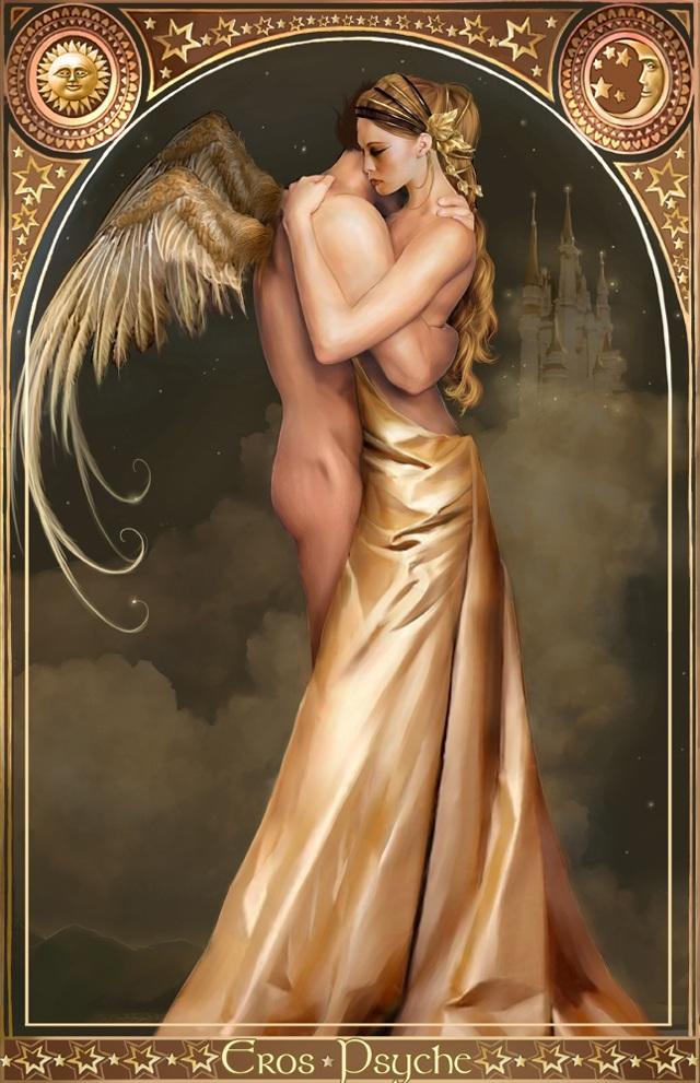 Eros+Psyche by dahlig