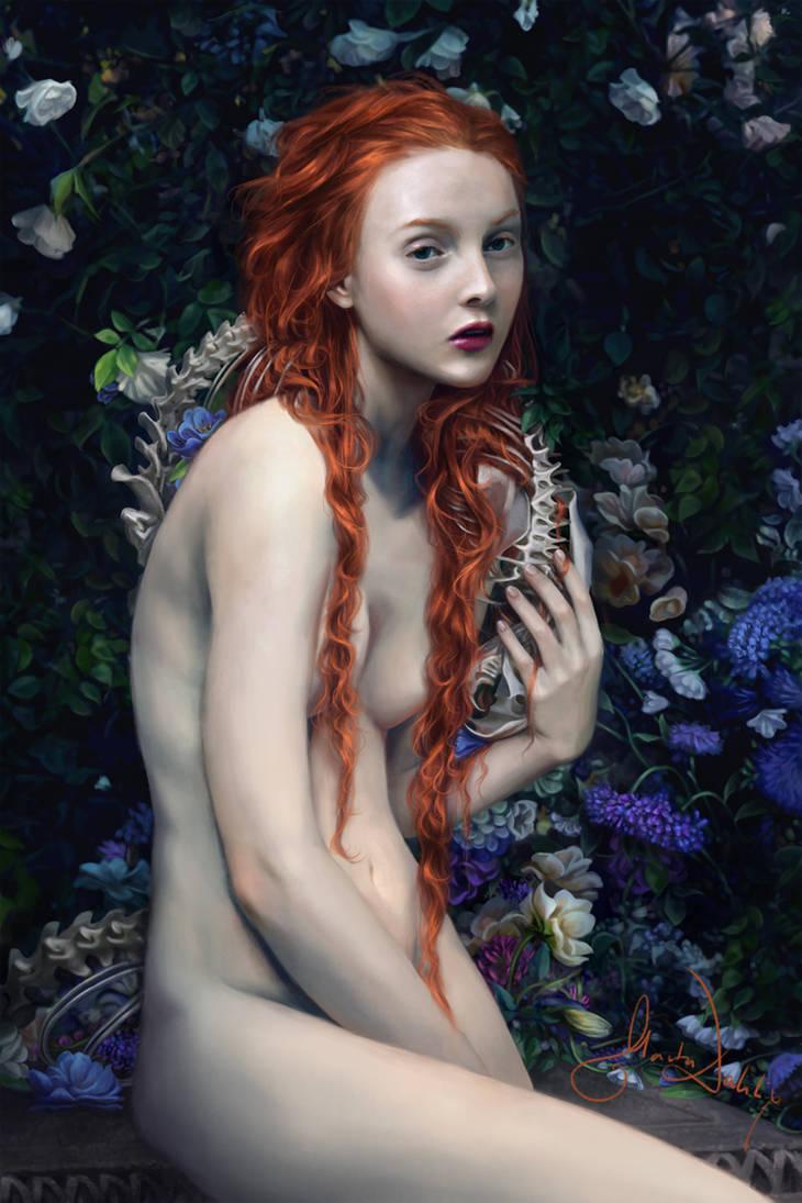 The Poison Garden by dahlig
