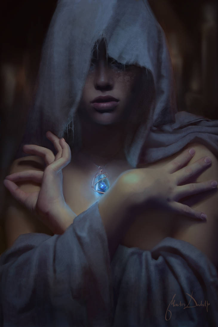 The Oracle by dahlig