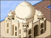 Taj Mahal GIF by NiennaPixiesdance