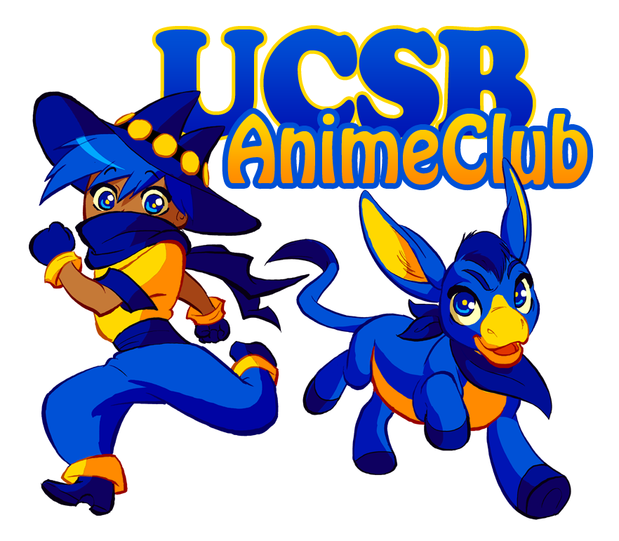 UCSB Anime Club by rasenth