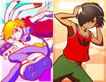 Summer Wars - Kazuma Keychain