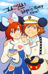 KH - Tokyo DisneySea by rasenth