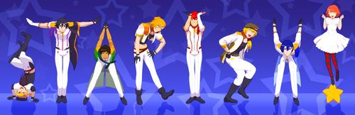 Uta no Prince-Sama - STARISH! by rasenth