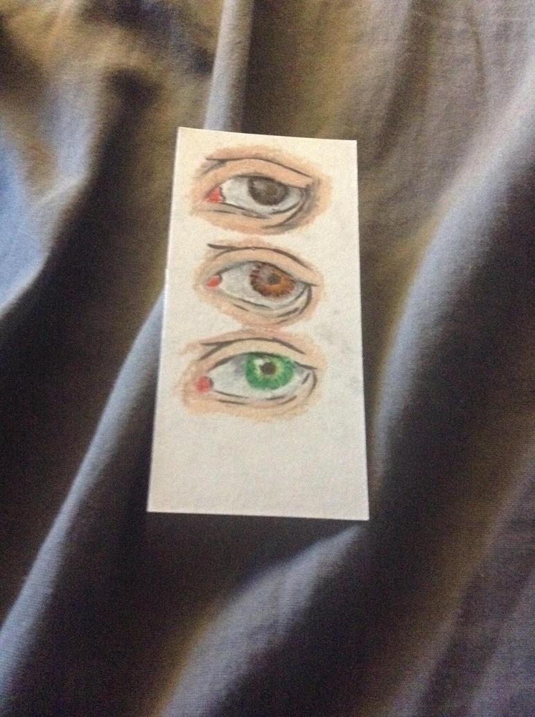 Eyes by pepe0826