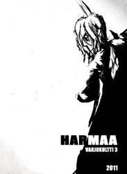 Harmaa teaser by Varjo-koMik
