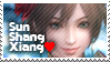 Sun Shiang Xiang  Stamp by O-Mailey