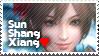 Sun Shiang Xiang  Stamp by O-Mailey