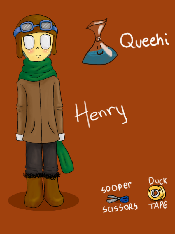 Henry's profile and story by Akeudi