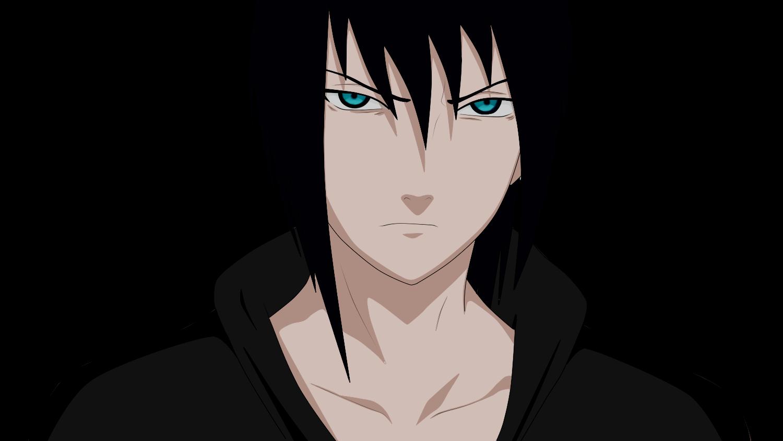 Anime Guy Angry With angry eyes...