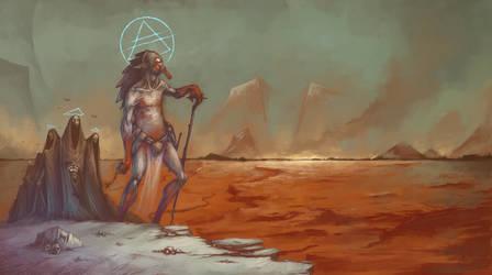 Prophet by Mentosik8