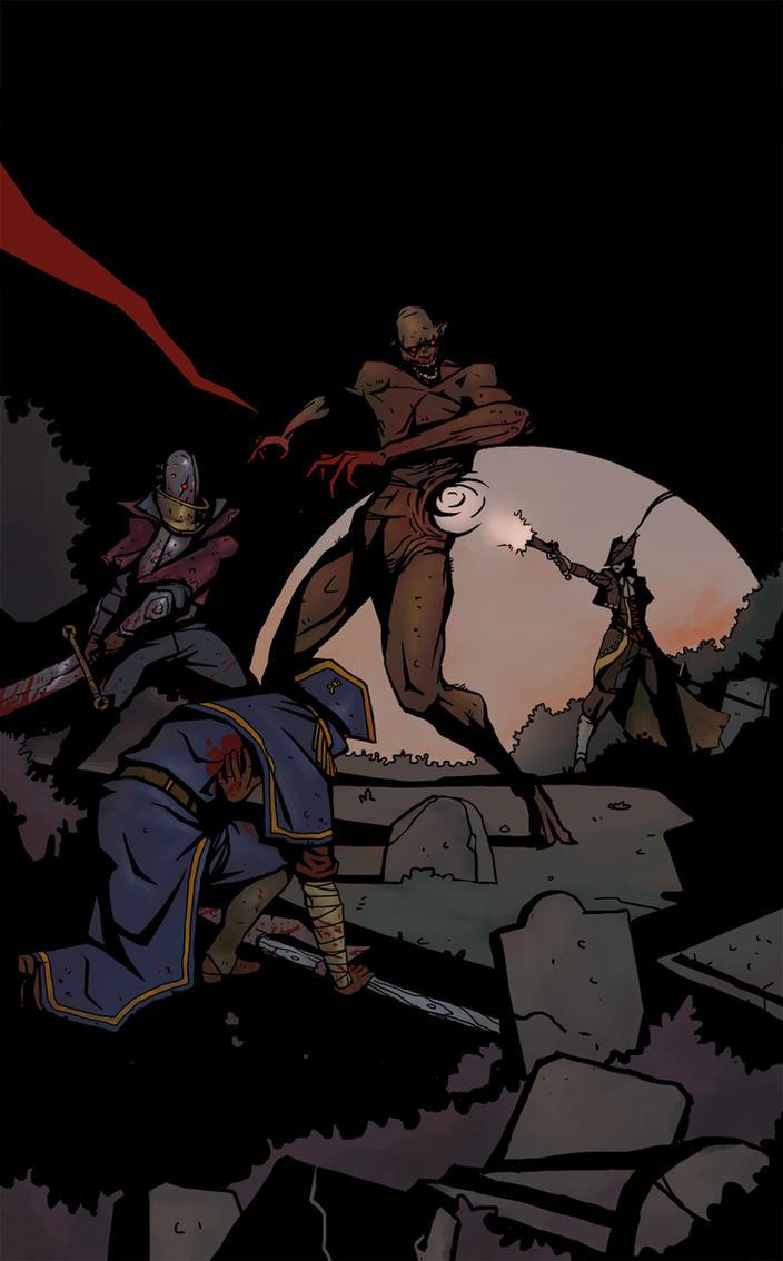 Hunter's Co op by Mentosik8