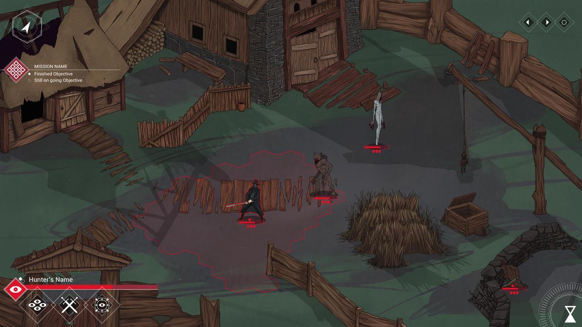 Alder's Blood new graphics mockUp by Mentosik8