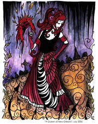 'Queen of New Orleans' by kimberleetraub