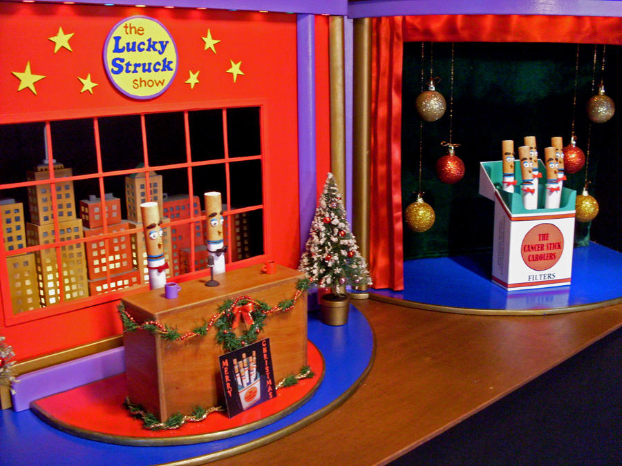 The Lucky Struck Show Set by Keith-McGuckin
