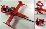 Cowboy Bebop Swordfish II Lego