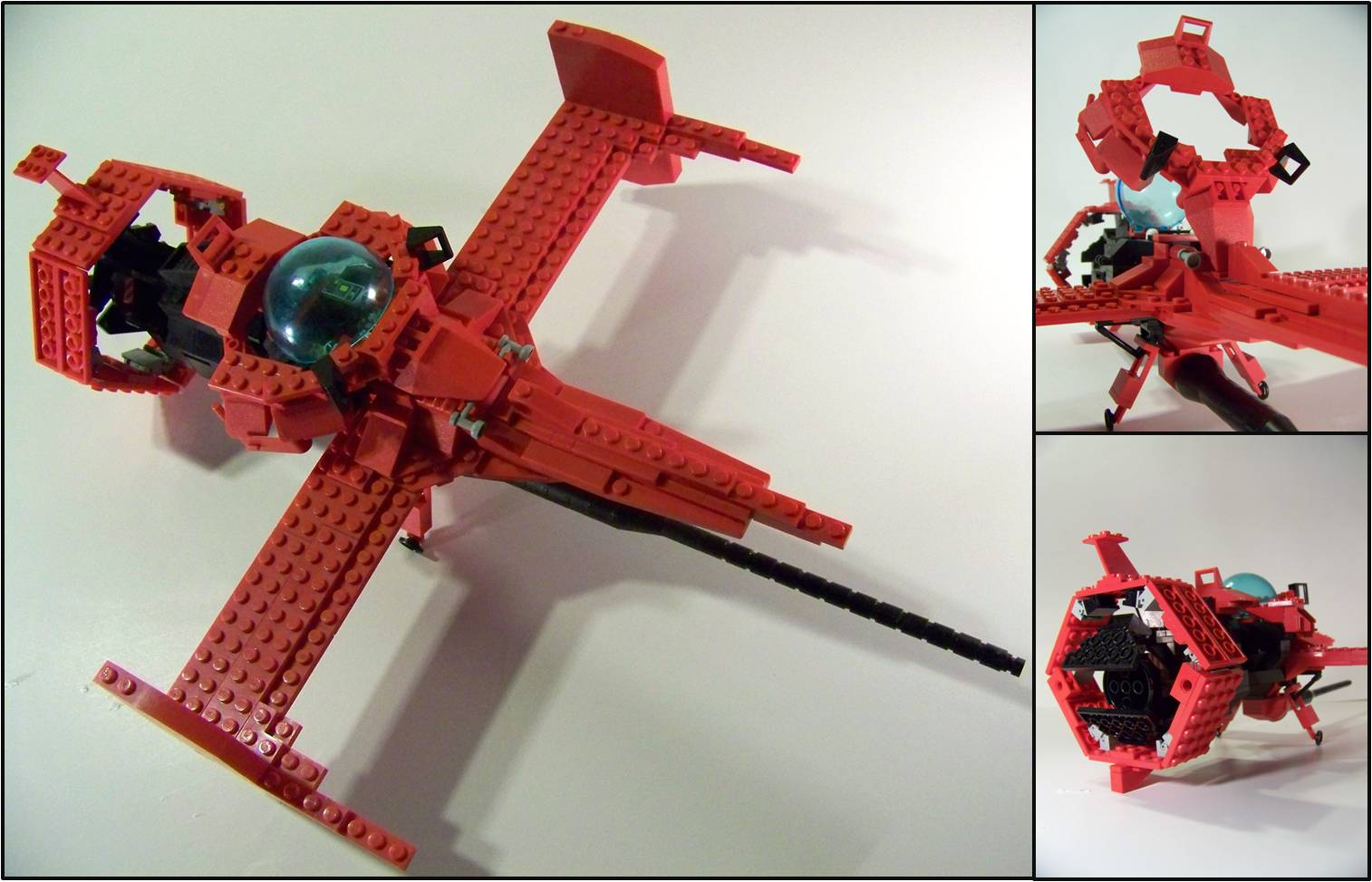 swordfish lego