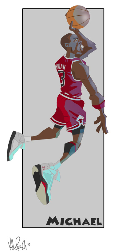 Air Jordan by KIRKparrish