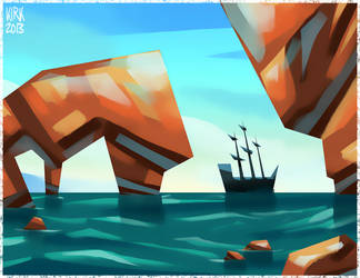 Ahoy by KIRKparrish