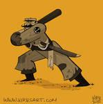 Pirates and Baseball 02