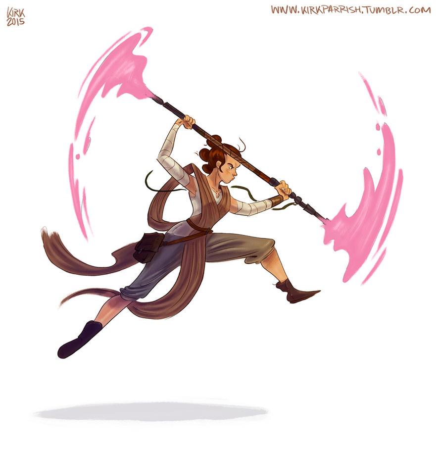 Rey by KIRKparrish