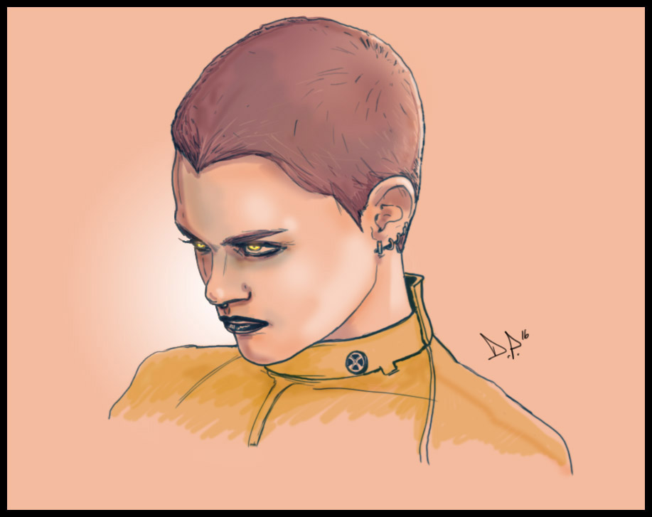 Negasonic Teenage Warhead by Midnight-Machine