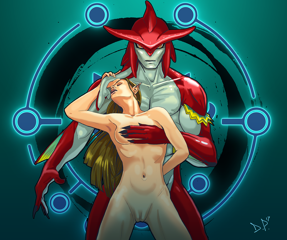 SidonNude by Midnight-Machine