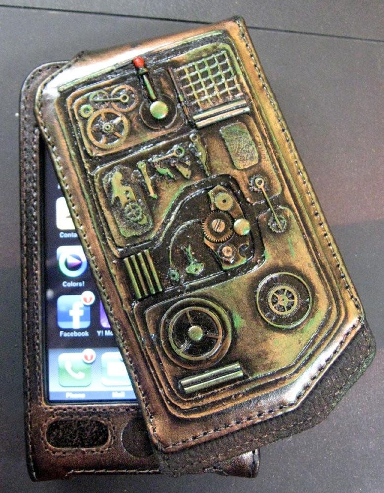 iPhone Case, Steampunk II by catbones