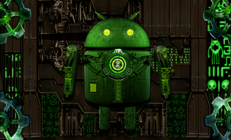 steampunk droid live wallpaper by catbones on deviantart