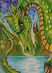 ATC: 'Green Pond Dragon'