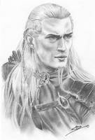Legolas by HappilyDeluded889