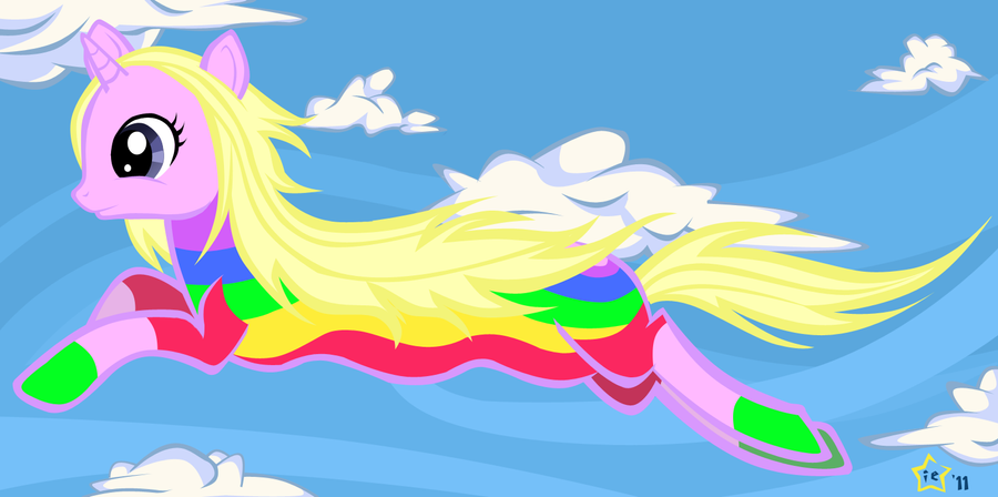 My Lady Rainicorn- Magic Time by stariearth on DeviantArt