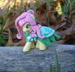 Customized Model Fluttershy Blind Bag