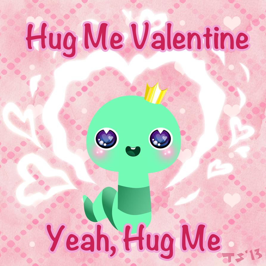 Yeahhhh, hug me! by stariearth