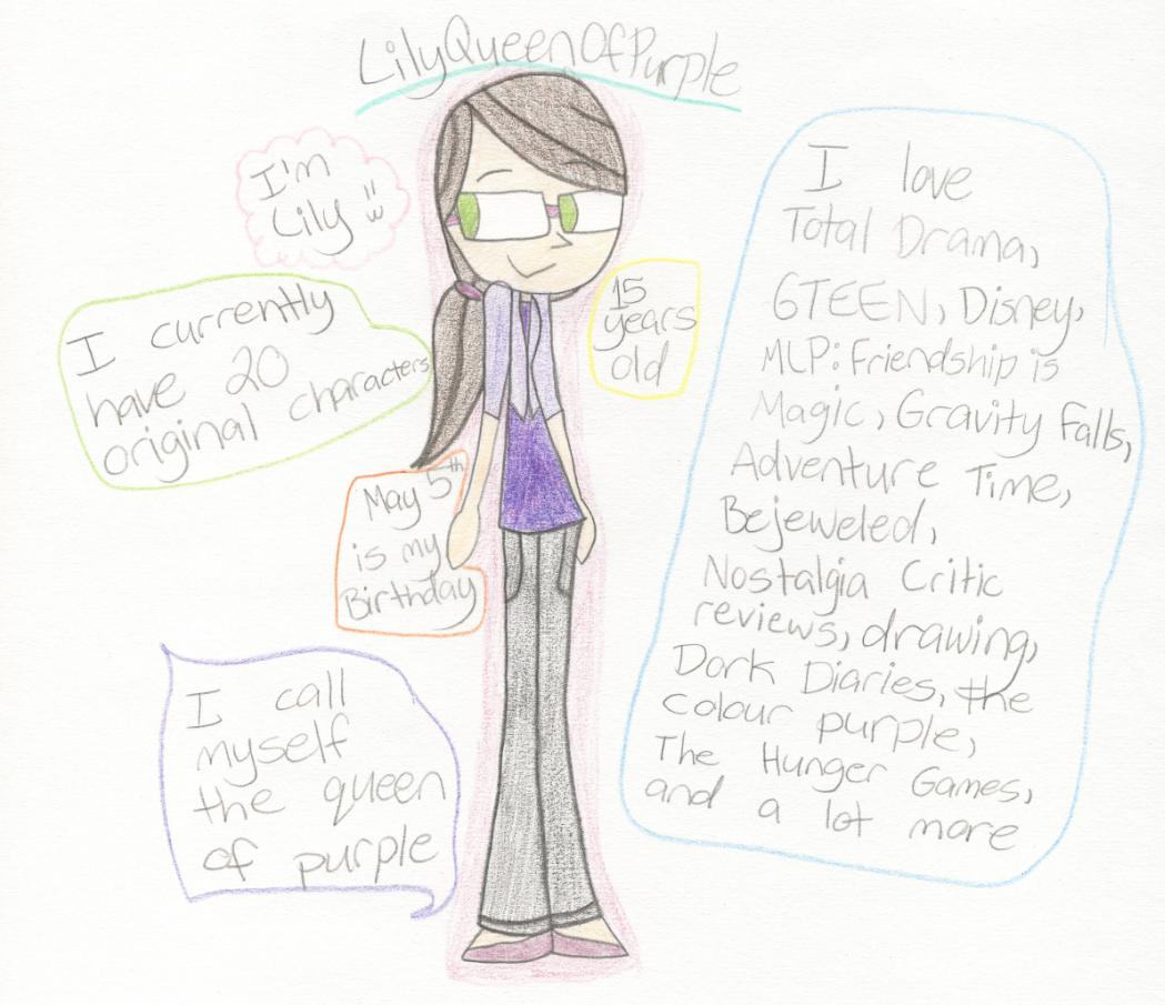 LilyQueenOfPurple's Profile Picture