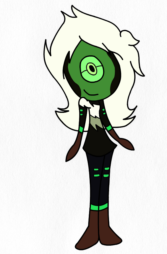 Uncorrupted Centipeetle by Queen-Of-Purple