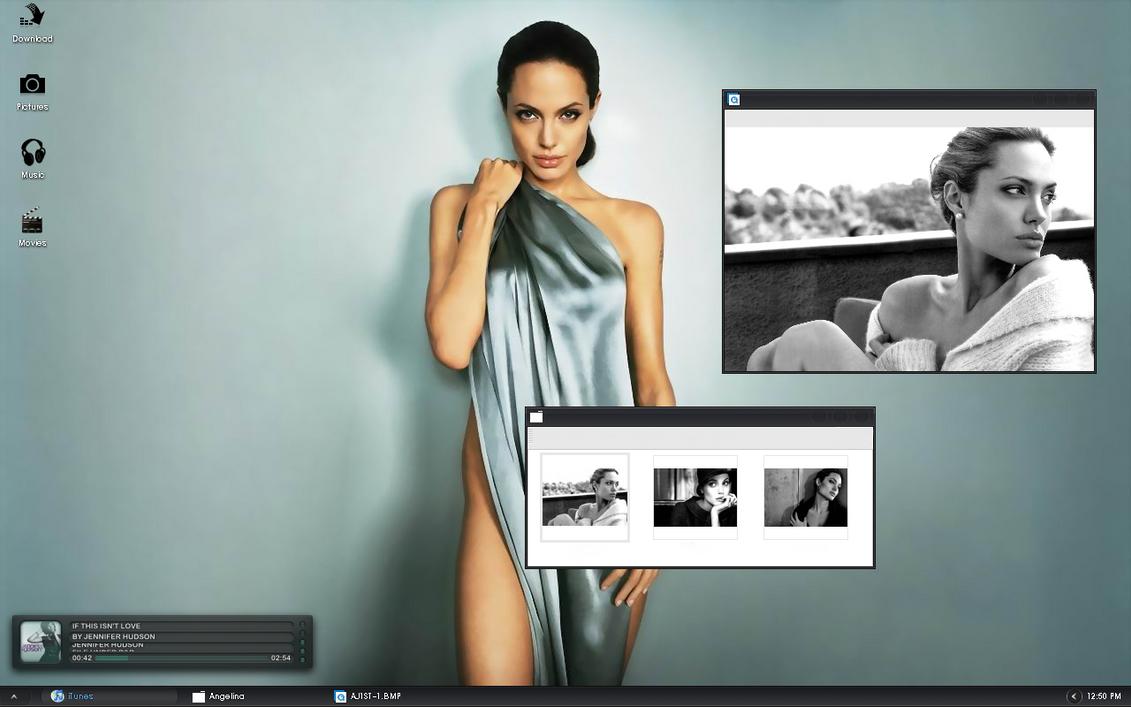 Angelina by DBAries