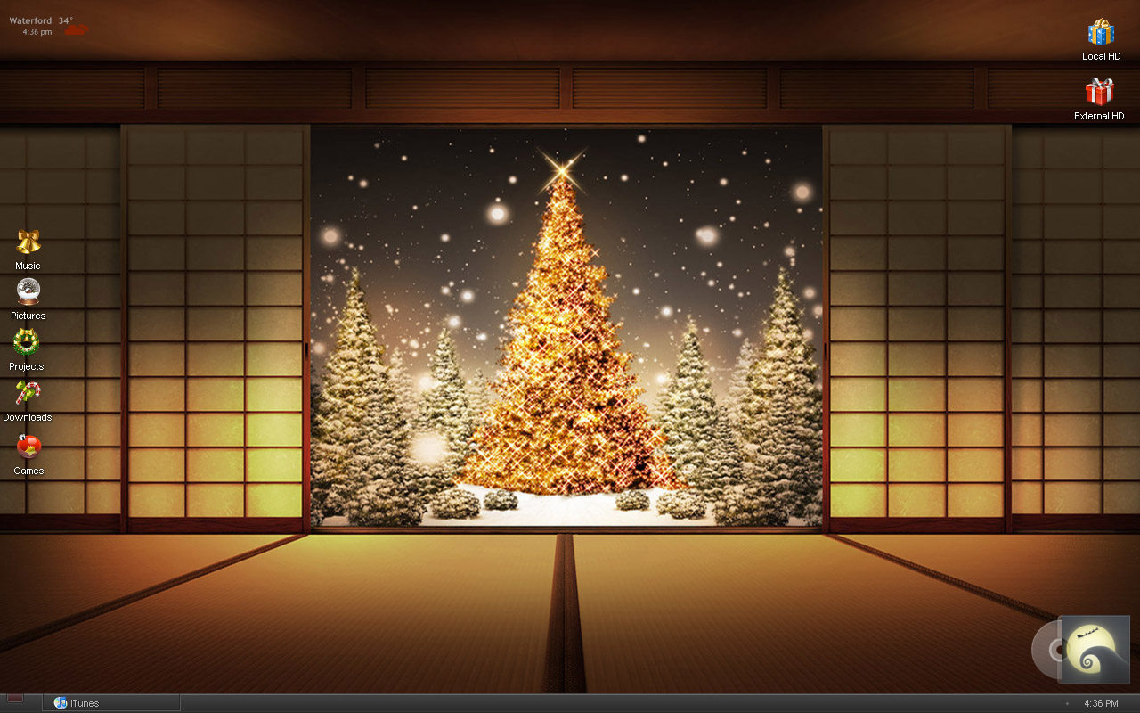 Alright To Say Merry Christmas by DBAries