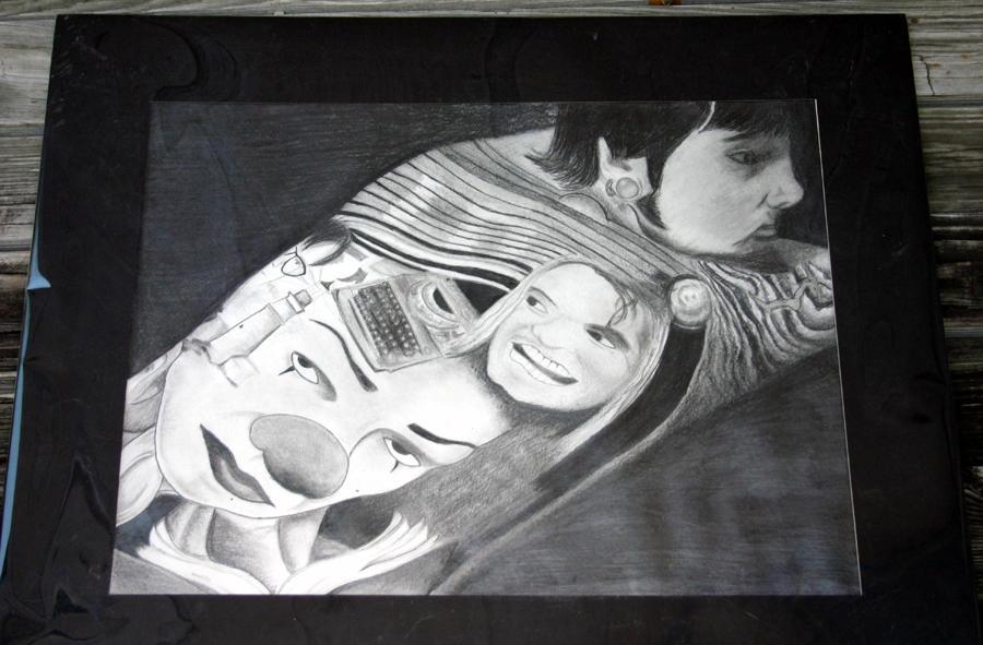 stephen king freak by PsYkoO-BizZy
