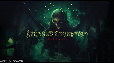a7x nightmare cover art Avengend sevenfold / cover art  these sentence starters are taken from various avenged sevenfold albums  avenged sevenfold a7x nightmare.