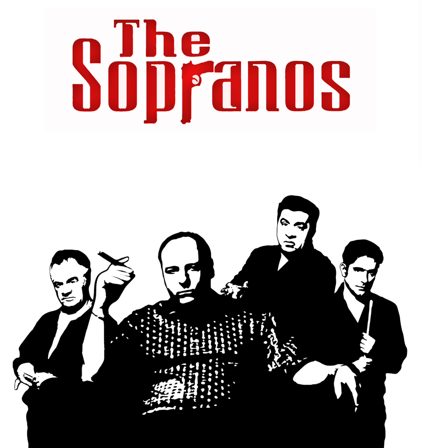 The sopranos by villamide on deviantart - Sopranos wallpaper ...