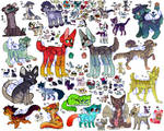 FREE Feline/Canine Bundle Adopt (19/89 OPEN)